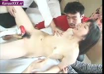 Zo komt een asian girl klaar